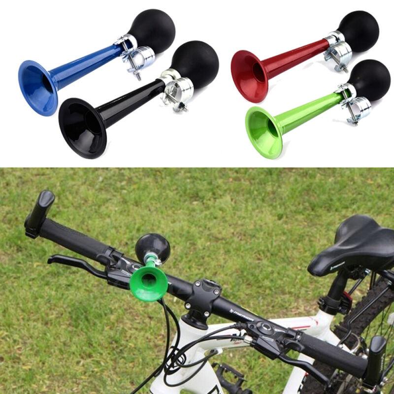 cyclisme klaxon bell poire en caoutchouc alarme anneau vélos des cornes twist