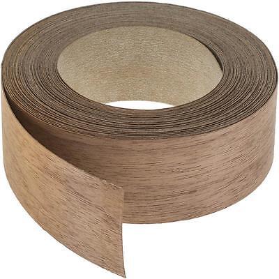 Wood Veneer Edgebanding Edge Tape Pre-glued 2 X 25 Walnut