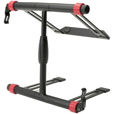 "Magma MGA75527 Vektor 17"" Laptop DJ Controller Adjustable Quick Release Stand"