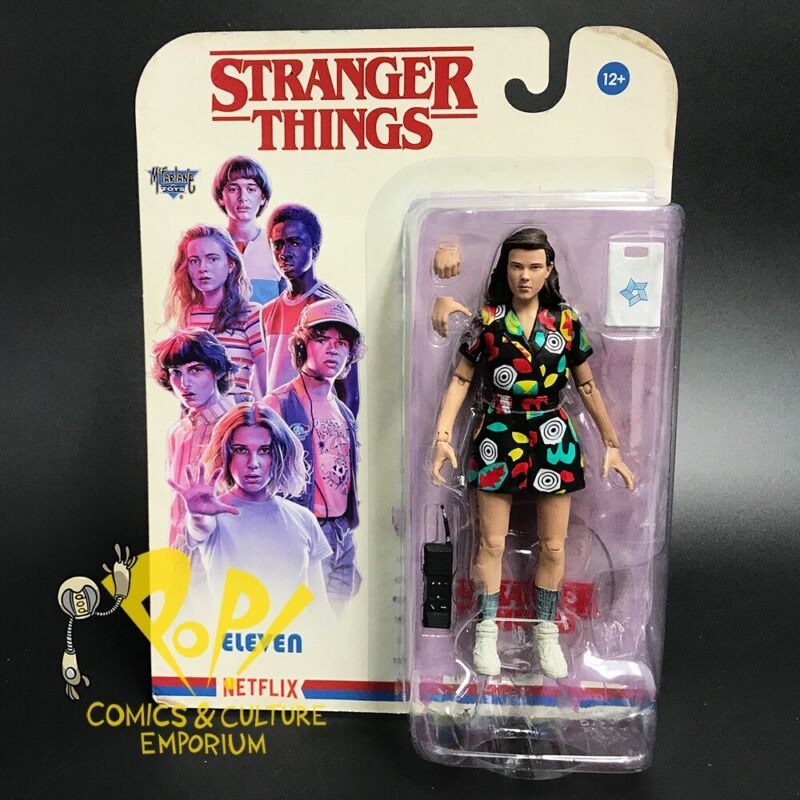 McFarlane STRANGER MIKE Series 3 PUNK ELEVEN 7/'/' Action Figure collectible toy