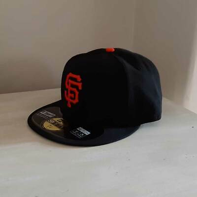 aafe31cf86ce31 San Francisco Giants New Era MLB OnField 59FIFTY Fitted Cap - size 7 1/8