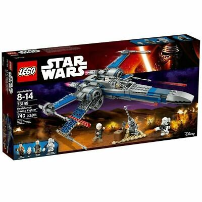 LEGO Star Wars Resistance X-wing Fighter (75149) NEW SEALED NIB Retired