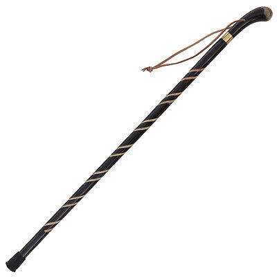 All Natural African Twisted Root Walking Cane
