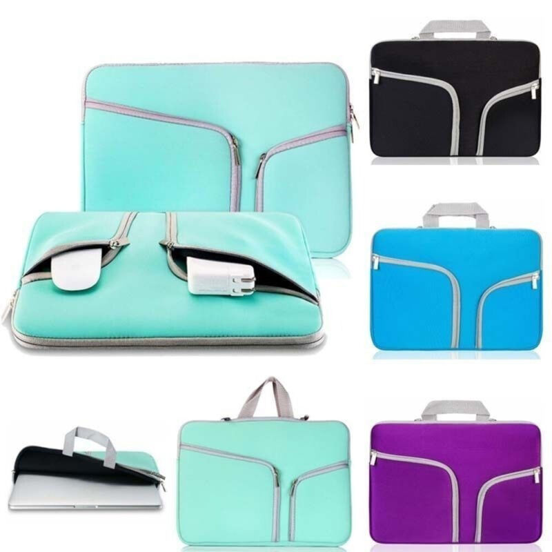 Bag Notebook Computer Sleeve Case Cover For HP Lenovo Acer D