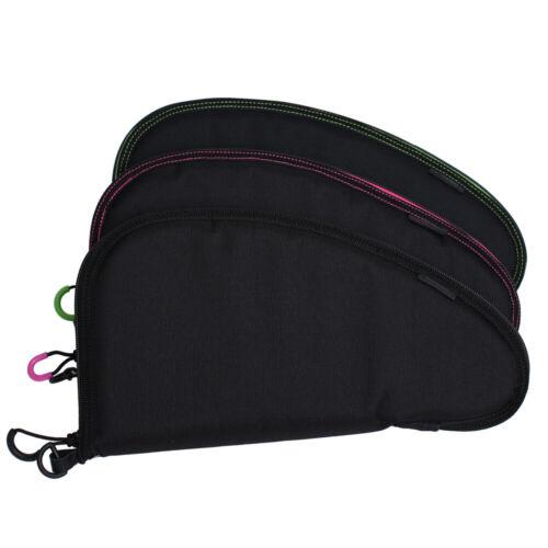 10'' 13'' Pistol Bag Soft Pistol Case Accessories Storage Gu