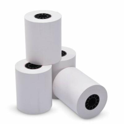 50 Rolls 2 14 X 85 First Data Fd130 Fd50 Fd55 Fd100ti Thermal Paper 50rolls