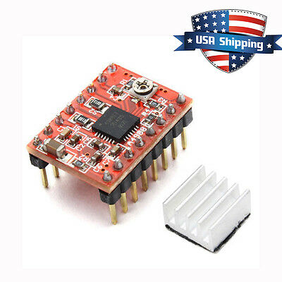 5pcs A4988 Stepper Motor Driver Module For Reprap 3d Printer