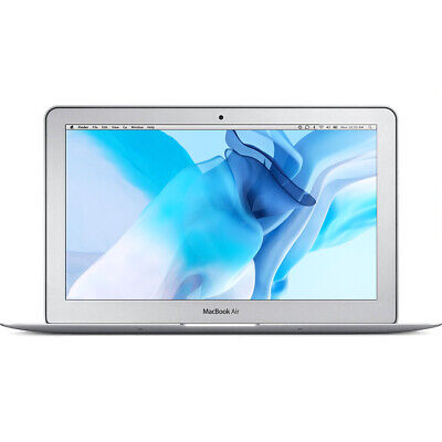 "Apple Macbook Air 11.6"" Laptop Intel Core i5 1.6GHz, 2GB Ram, 128GB SSD"