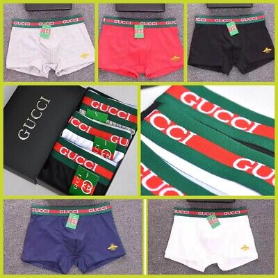 New Men's Versace GU New Cotton Trunk Boxer Underwear