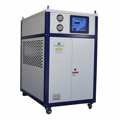 5 Ton Air-cooled Industrial Chiller Water Chiller Copeland Compressor 460v3ph