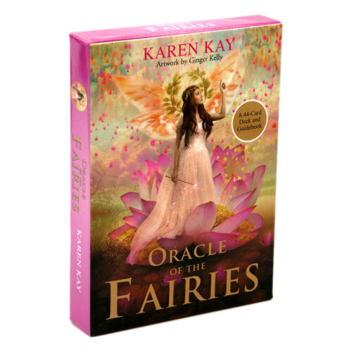 Oracle of the Fairies A 44-Card Deck and Guidebook English Fairy World Guardians
