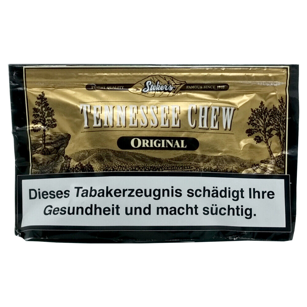 Stoker's Original Tennessee Chew Chewing Tobacco 85g