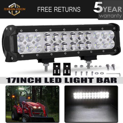 12 led work light bar combo beam