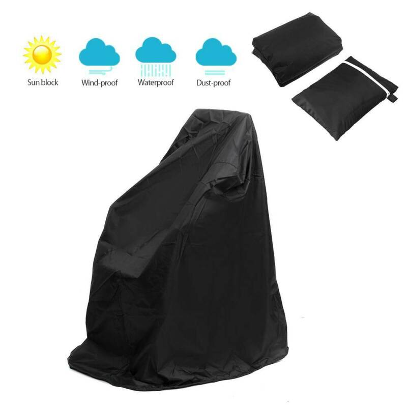 Dust-proof Rain Wheelchair Storage Cover For Electric Manual Folding Wheelchairs Health & Beauty