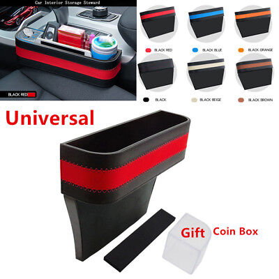 Reliable Car SUV Front Seat Pocket Catcher Storage Organizer Catch Box Universal