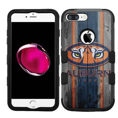 Auburn Tigers #A Impact Hybrid Case for iPhone Xs/Xr/SE/6/7/8/s/Plus Auburn Tigers Cell Phone Case