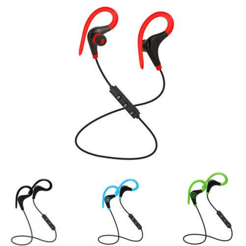 Wireless Magnet Bluetooth 4.1 Stereo Earphone Earbuds Sport Headphone Headset