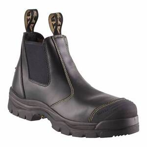 Oliver AT 55-320 E/Sided Safety Boots - Worn 5 times Bentleigh East Glen Eira Area Preview