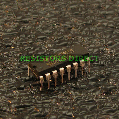 10x 74hc595 8-bit Shift Register Ic Sn74hc595n Dip-16 10pcs