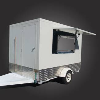 Mobile Food Van Trailer (Single Axle) Campbellfield Hume Area Preview