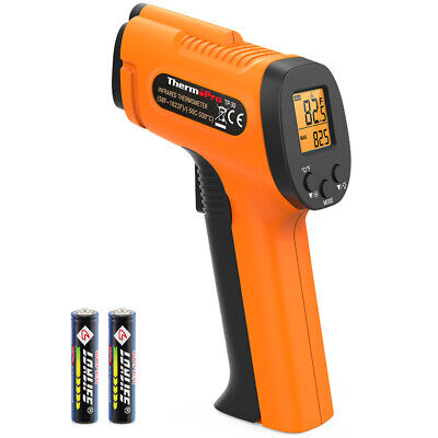 Thermopro Digital Lcd Non-contact Infrared Thermometer Laser Thermometer Fc