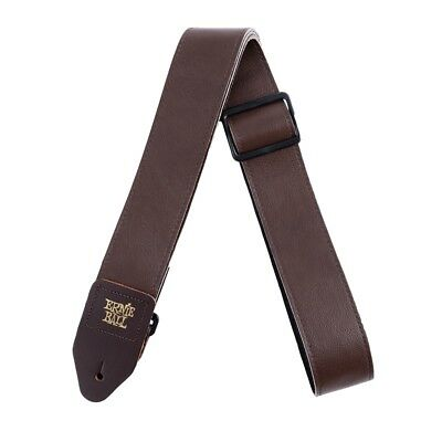 Brown Full Grain Soft Tri Glide Italian Leather Strap Ernie