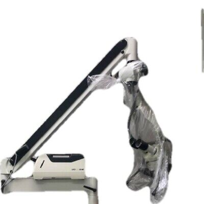 Leica Cls 150mr Dental Surgical Microscope Halogen Magnification Unit