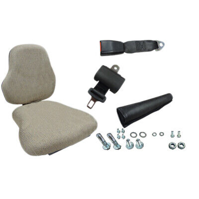 Re192707 Replacement Tractor Seat Assembly Buddy Seat Kit Fits John Deere