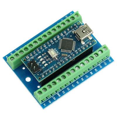 Mini Usb Nano V3.0 Atmega328p Ch340g 5v 16m Micro-controller Board Adapter New