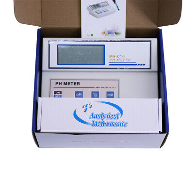 Ph-016 Professional High Quality Bench Phmvtemperature Meter Room Ph016