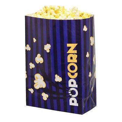 Gold Medal Laminated Popcorn Bags 170 Oz. 500 Ct.