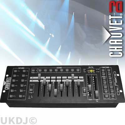 Chauvet Obey 40 Universal Programmable 192 Channel DMX 512 Lighting Controller