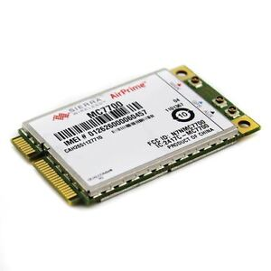 Sierra Wireless MC7700 3G 4G EVDO LTE WWAN Mini Card Module Unlocked Gobi 4000