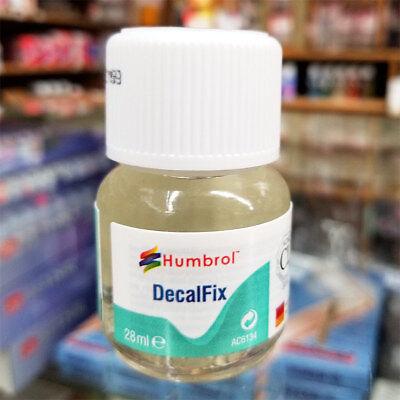 HUMBROL DecalFix - 28ml Bottle AC6134 - FREE SHIPPING