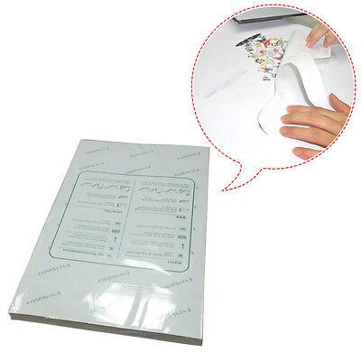 A4 3d Sublimation Transfer Paper Dye Sublimation Paper 100 Sheets