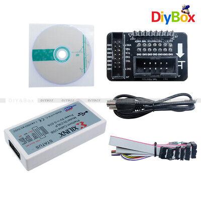 Xilinx Platform Usb Download Cable M102 Jtag Programmer Fpga Cpld C-mod Xc2c64a