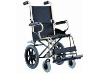 WHEELCHAIR HIRE - £5 for DAY or £25 per WEEK