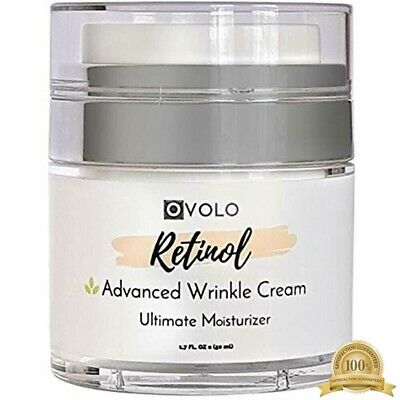 OVOLO Moisturizer Cream For Face And Eye Area - BEST NEW 2019 Skin