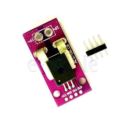 Cjmcu-758 Acs758lcb-050b-pff-t Linearhall Current Sensor Module For Arduino Hm