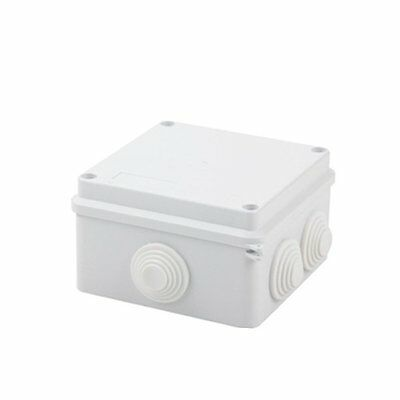 Ip65 Waterproof Junction Box Plastic Electric Enclosure Case 100x100x70mm