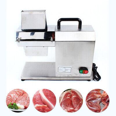 Meat Tenderizer Cuber Steak Machine Heavy Duty Flatten Cast Kitchen Tool 750w Us