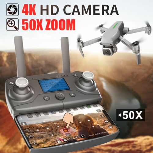L109 Drone x pro Selfie 5G WIFI FPV With 1080P/4K Camera Foldable RC Quadcopter