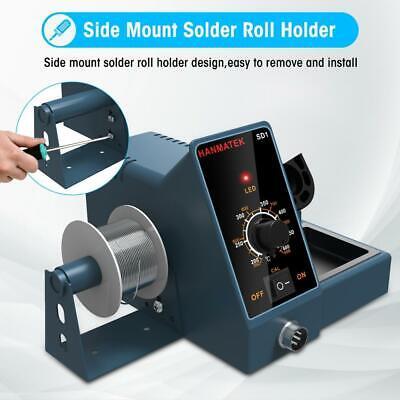 Soldering Iron Station Weller Temperature Adjustable Rapid Heating Bracket Kit