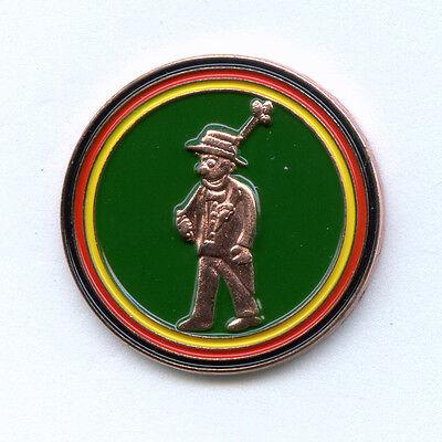 Schützenfest Schütze Bruder Thron Pin Pins Metall Button Nadel Anstecker 0292