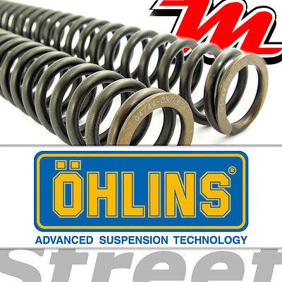 (Ohlins Progressive Fork Springs 4.0-5.0 YAMAHA XVS 650A Drag Star Classic 2006)