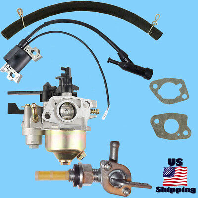 Powerstroke Carburetor Right Petcock Coil Ps80544 Ps80544b 3100 Pressure Washer