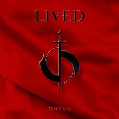 Oneus-[LIVED] 4th Mini Album CD+Poster+PhotoBookLyricsBook+CharacterCard+Gift