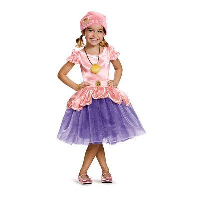 Toddler Deluxe Izzy Neverland Tutu Halloween Costume