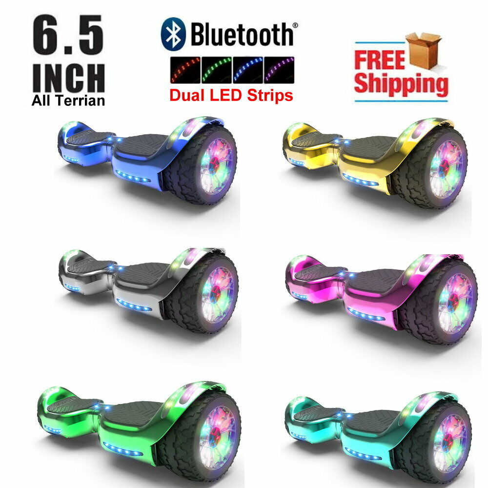 6.5'' hoverboard with bluetooth, Two Wheel Electric Scooter