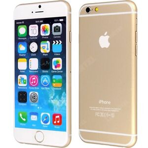 Gold iPhone 6 16GB  London Ontario image 1